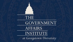 The Government Affairs Institute at Georgetown University